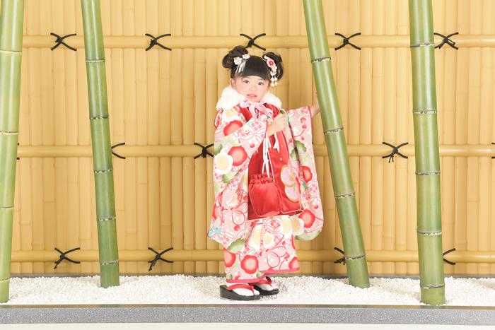 七五三3歳女の子 No.KF-3