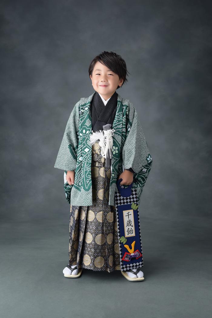 七五三5歳男の子No.JM-4