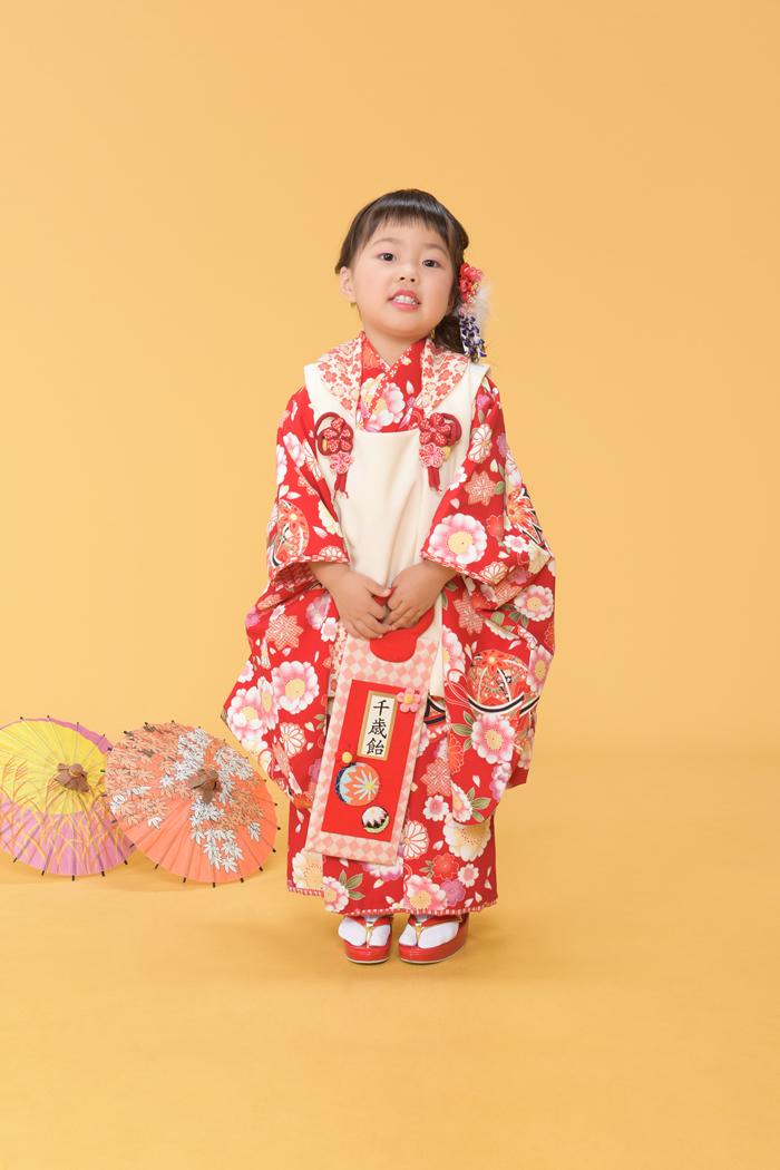 七五三3歳女の子No.9