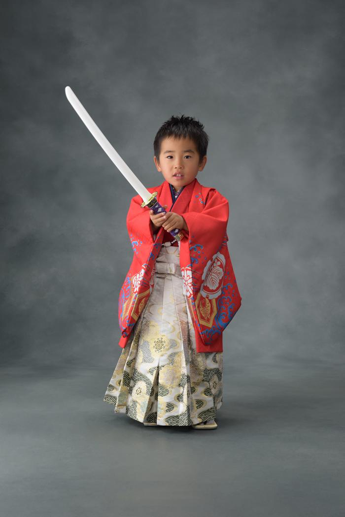 七五三3歳男の子 No.WE-33S