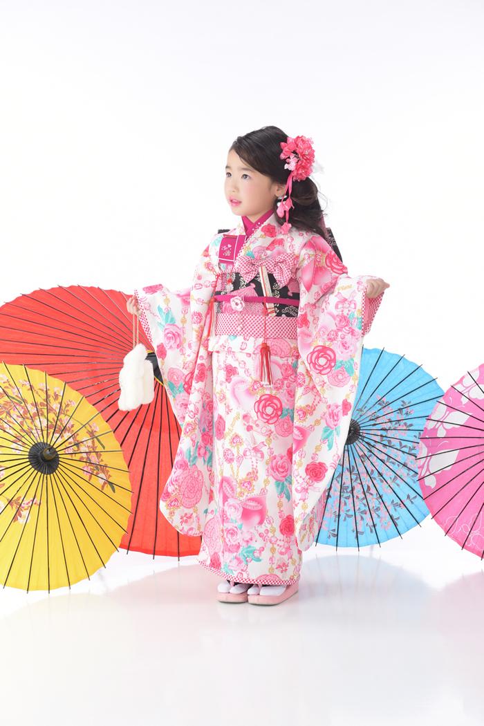 七五三7歳女の子No.M-4