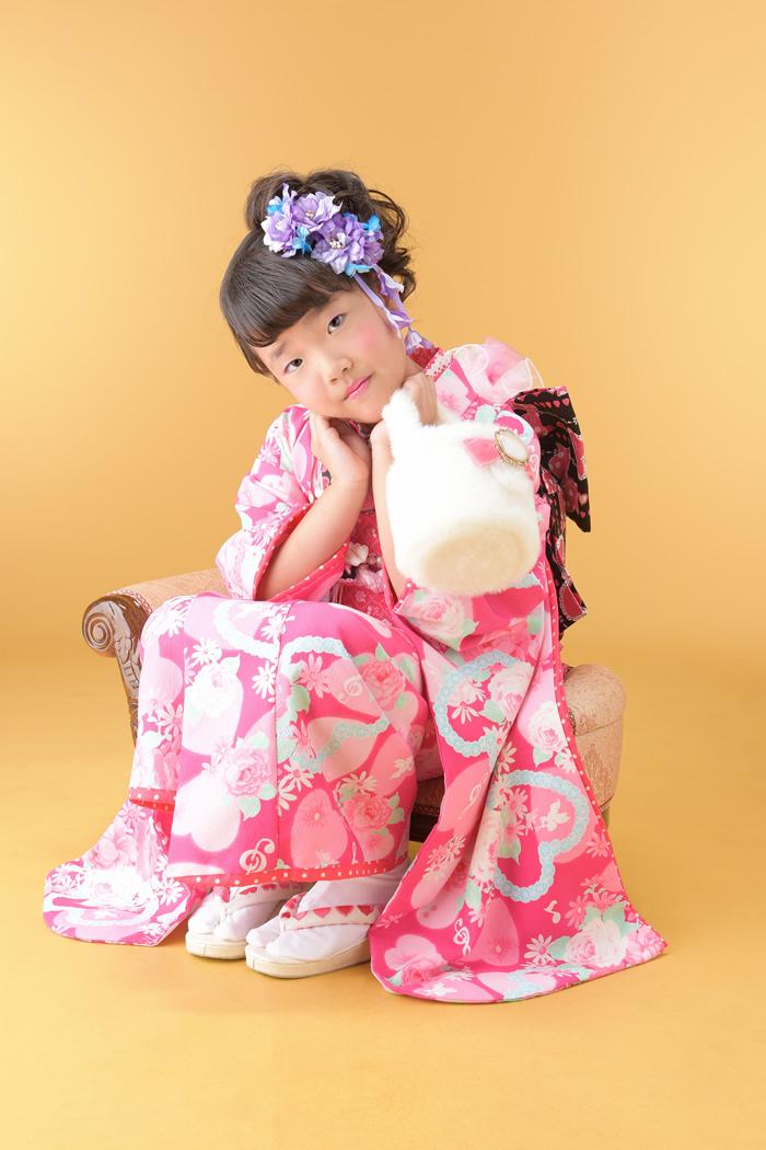 七五三7歳女の子No.S-3