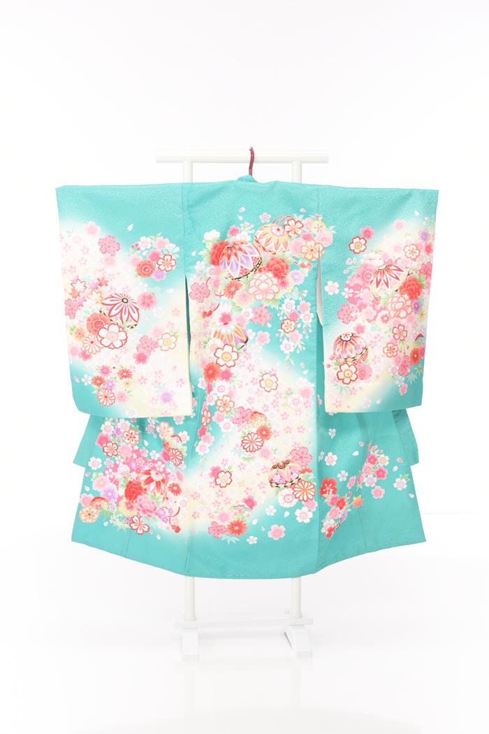 お宮参りレンタル衣装No.462