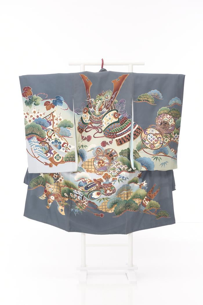 お宮参りレンタル衣装No.465