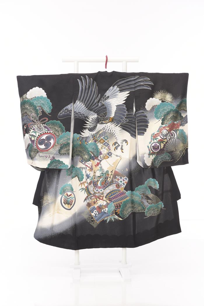 お宮参りレンタル衣装No.468