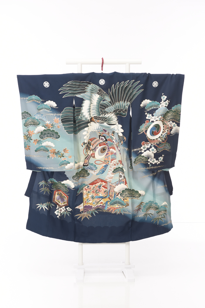 お宮参りレンタル衣装No.476