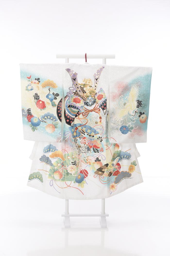 お宮参りレンタル衣装No.205